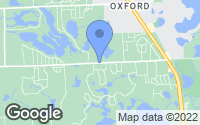 Map of Oxford Charter Township, MI