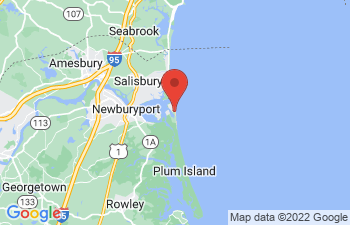 Map of Plum Island
