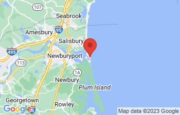 Map of Plum Island