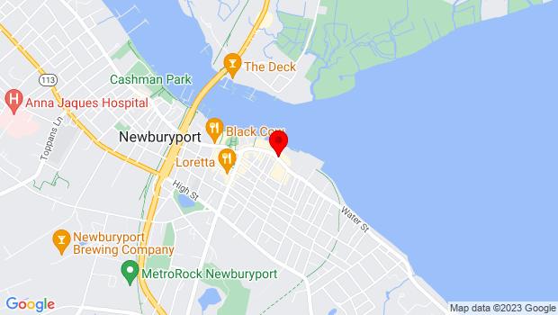 Google Map of 65 Water Street, Newburyport, MA 01950