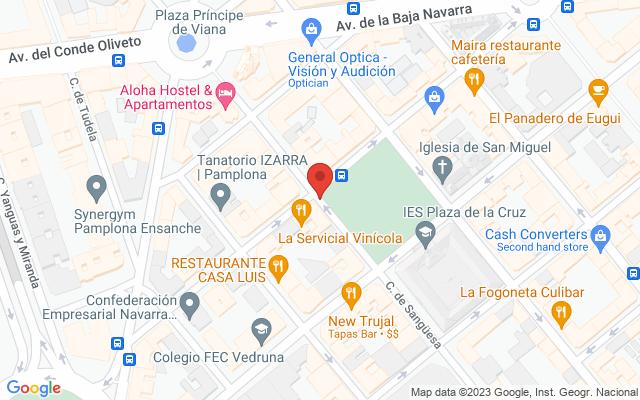 Administración nº14 de Pamplona