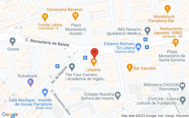 Administración nº9 de Pamplona