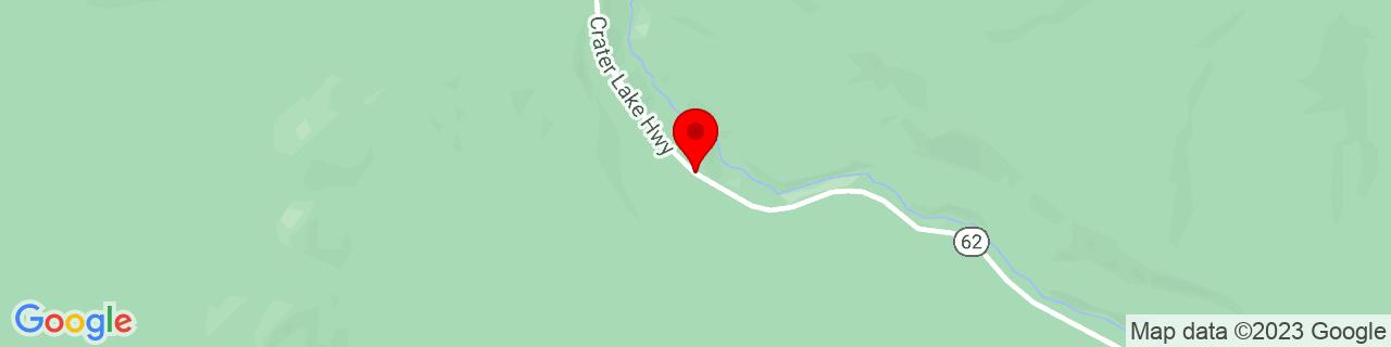 Google Map of 42.8159328, -122.1159143
