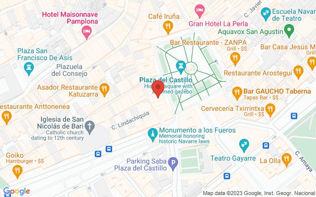 Administración nº20 de Pamplona