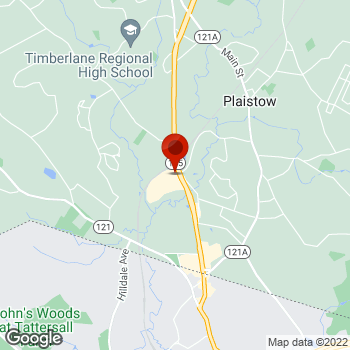 Map of Staples® Print & Marketing Services at 58 Plaistow Road, Plaistow, NH 03865