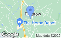 Map of Plaistow, NH