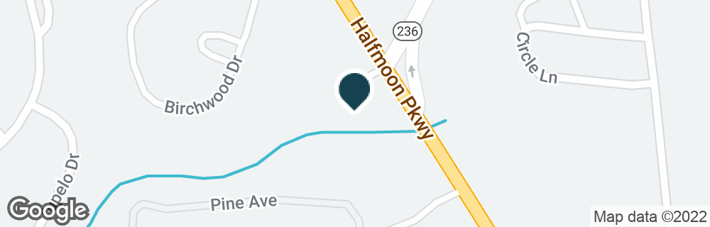 Google Map of1476 ROUTE 9