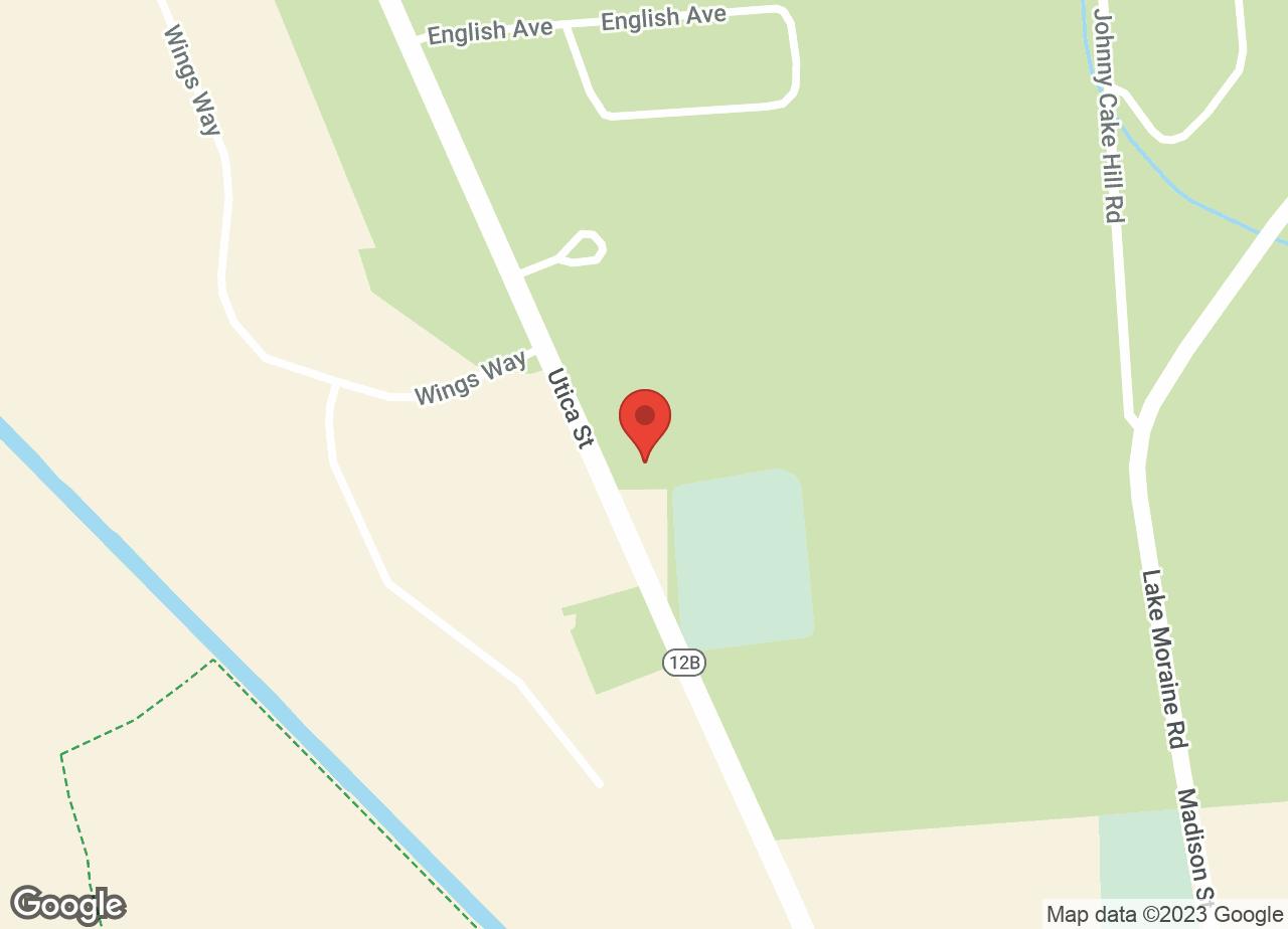Google Map of VCA Hamilton Animal Hospital