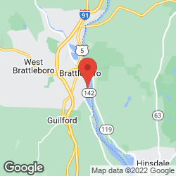 Brattleboro Salvage on the map