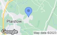 Map of Plaistow, NH