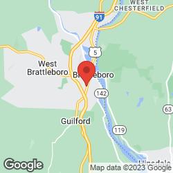 Brattleboro Massage and Reiki on the map