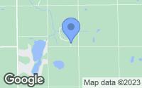 Map of Alto, MI