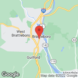 Brattleboro Area Hospice on the map