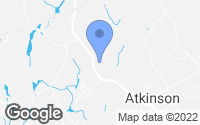 Map of Atkinson, NH