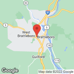 Brattleboro Family Eye Care on the map