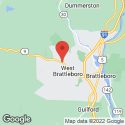 Brattelboro Christian Training Center on the map