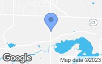 Map of Mukwonago, WI