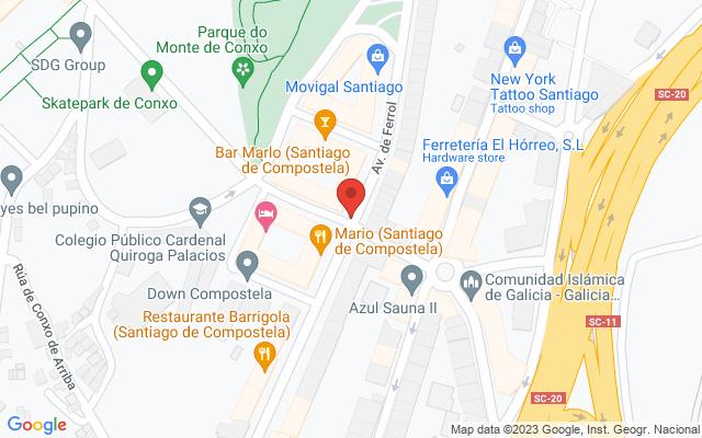 Administración nº13 de Santiago de Compostela