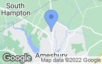 Map of Amesbury, MA