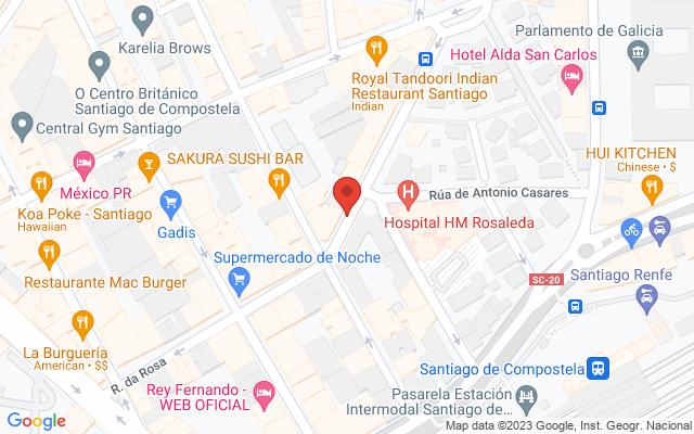 Administración nº0 de Santiago de Compostela