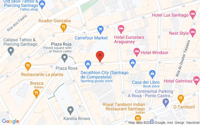 Administración nº8 de Santiago de Compostela