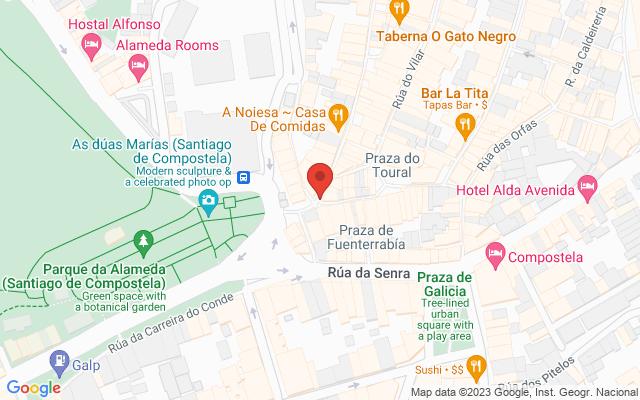 Administración nº3 de Santiago de Compostela