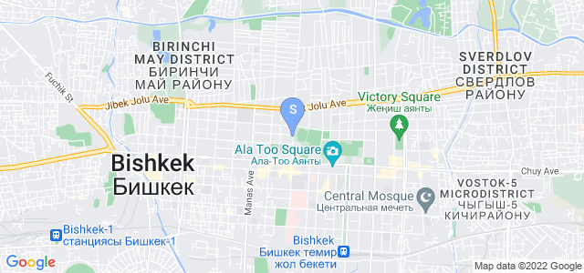 Location of Plaza on map