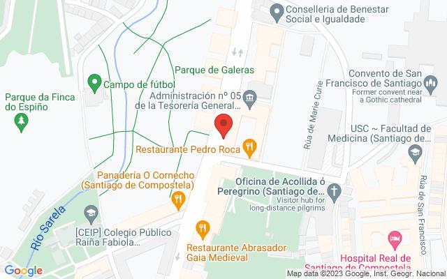 Administración nº12 de Santiago de Compostela