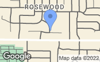 Map of Georgetown Township, MI