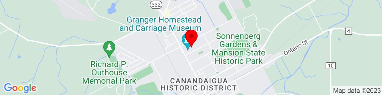 Google Map of 42.898102, -77.285856