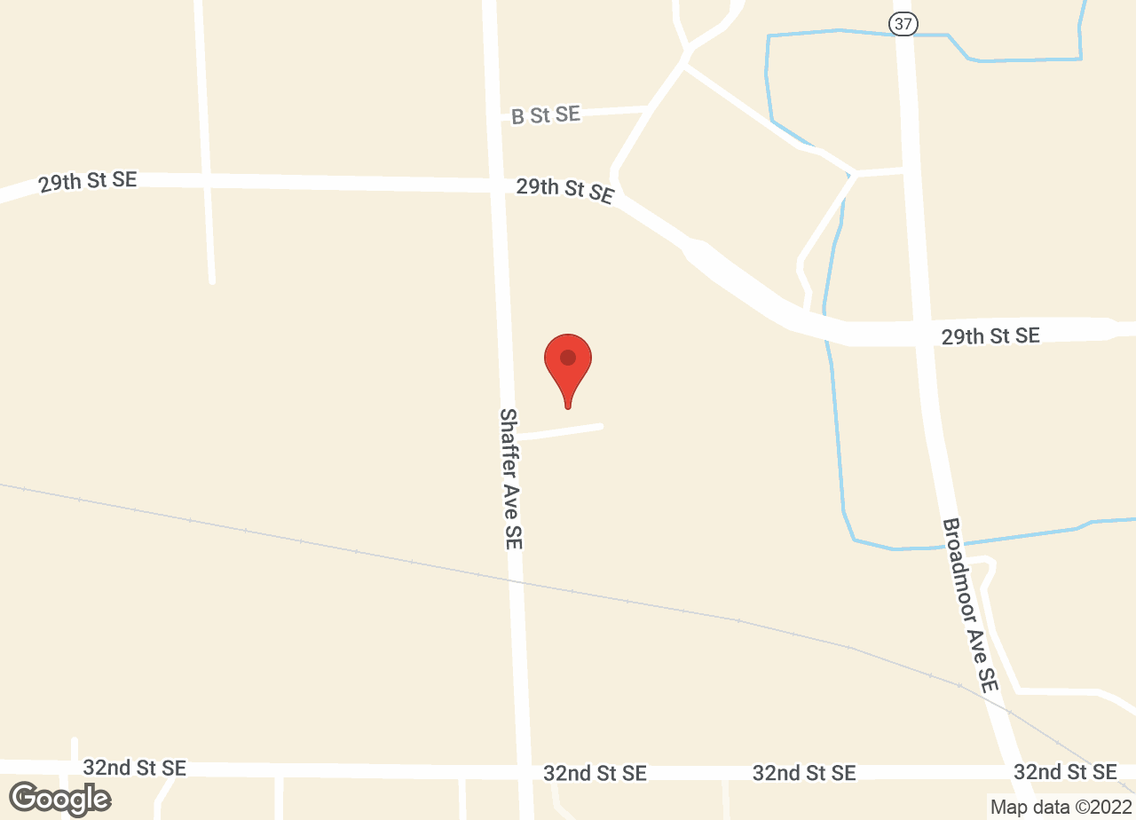 Google Map of VCA Woodland Animal Hospital
