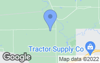 Map of Alden, NY