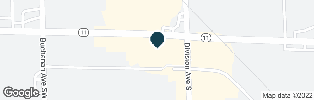 Google Map of2829 DIVISION AVE S