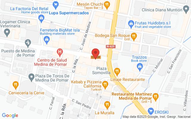 Administración nº1 de Medina de Pomar