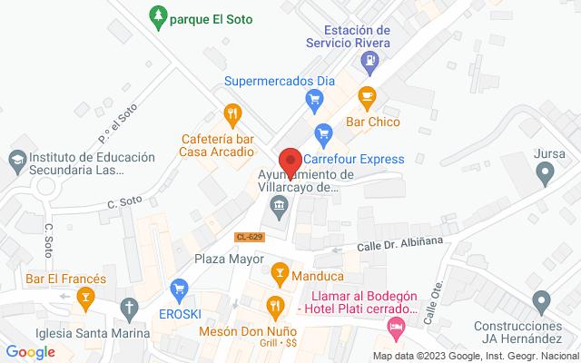 Administración nº1 de Villarcayo