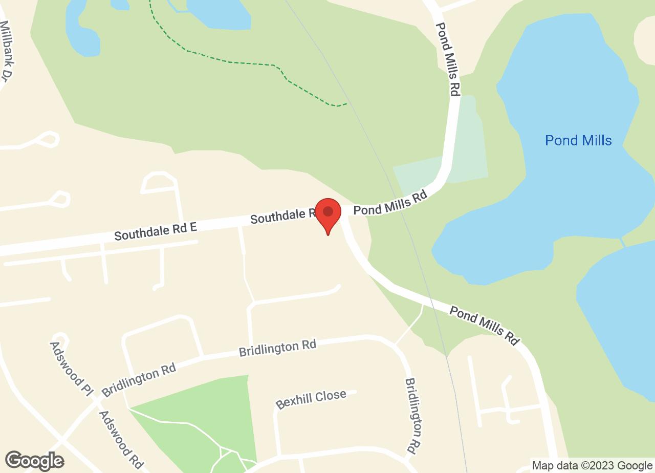 Google Map of Matthews Animal Hospital