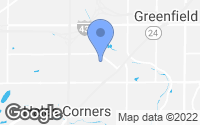 Map of Hales Corners, WI