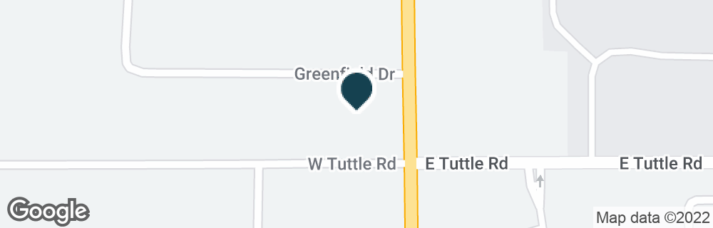Google Map of2450 S STATE RD