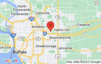 Map of Williamsville