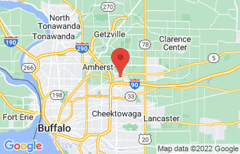 Map of Williamsville
