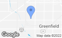 Map of Greenfield, WI