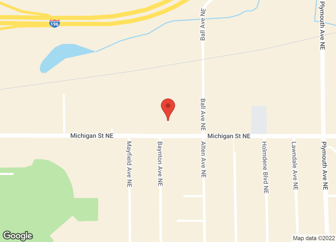 Google Map of VCA Northeast Cat & Dog Hospital