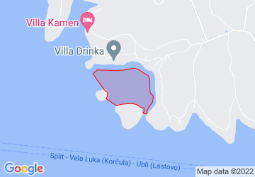 Map Image Gradina Bay