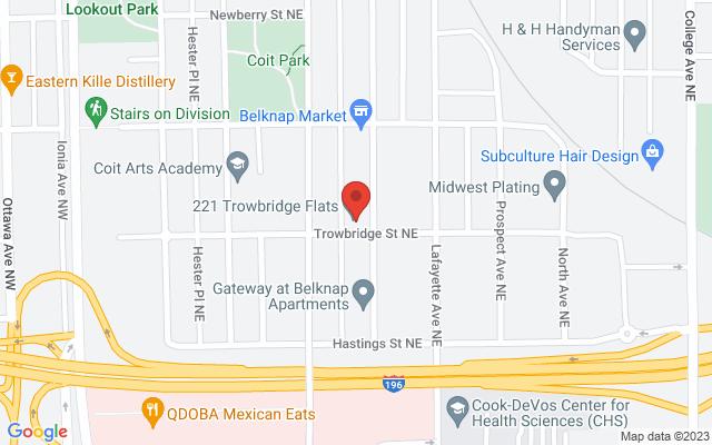 static image of 221 Trowbridge Street Northeast, Suite 208, Grand Rapids, Michigan