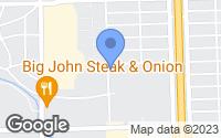 Map of Burton, MI