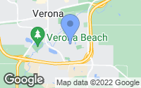Map of Verona, WI