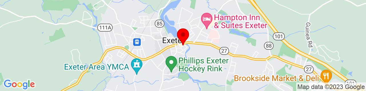 Google Map of 42.9802864, -70.94490859999999