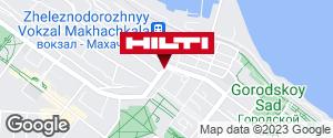 Региональный представитель Hilti в г. Махачкала