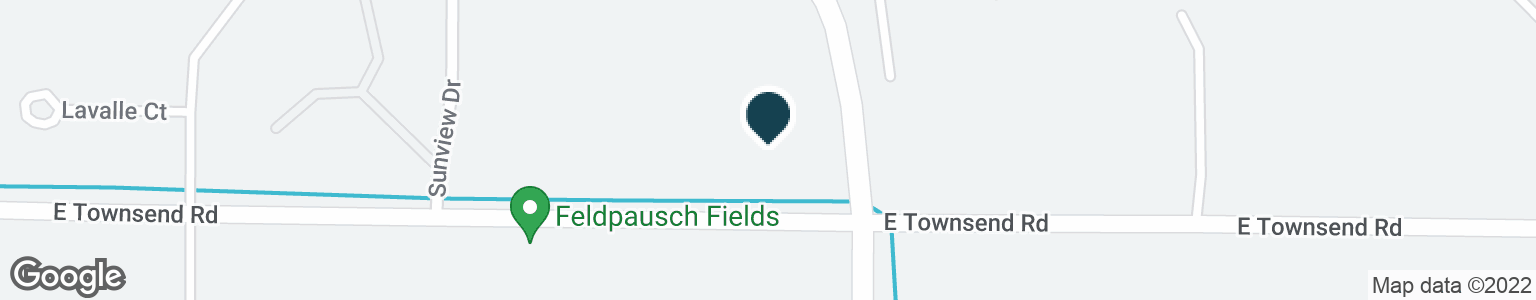 Google Map of1410 S US HIGHWAY 27