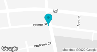 Google Map of Dorchester location